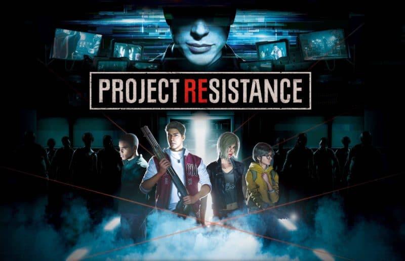project resistance logo