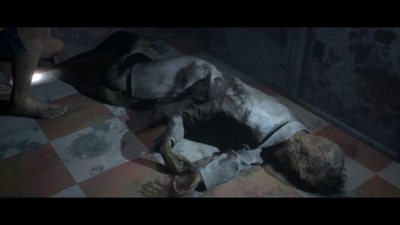 The Dark Pictures Anthology: Man of Medan Doc mort