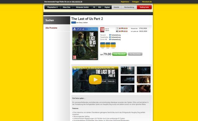 The Last of Us Part II capture écran softridge
