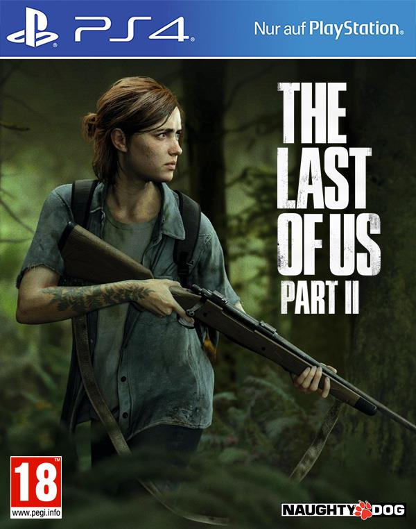 The Last of Us Part II standard edition