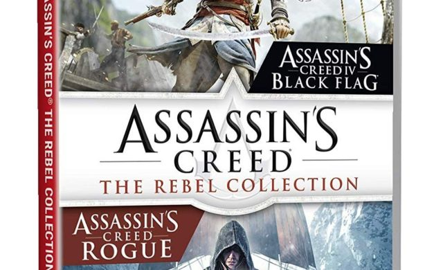 Assassin's Creed: The Rebel Collection - Jaquette espagnole