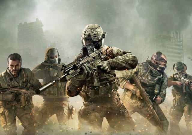 Call of Duty: Mobile guerriers