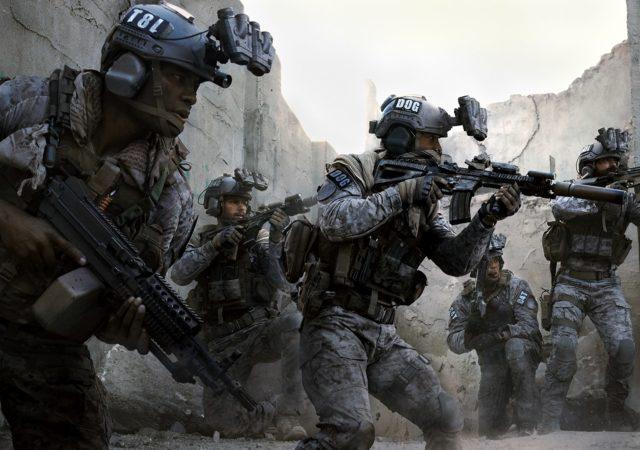 call of duty: modern warfare wallpaper
