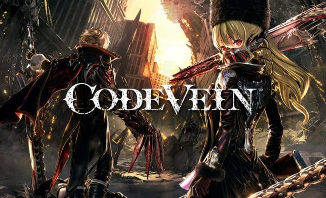Code Vein Titre