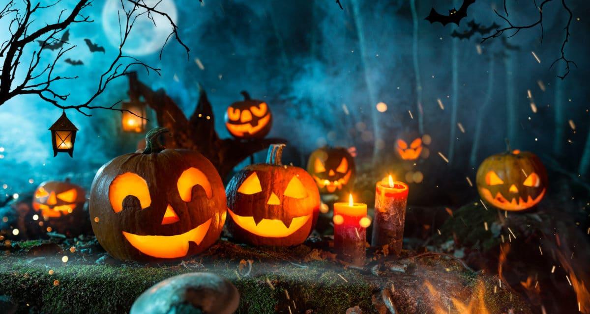 Concours spécial Halloween sur LightninGamer