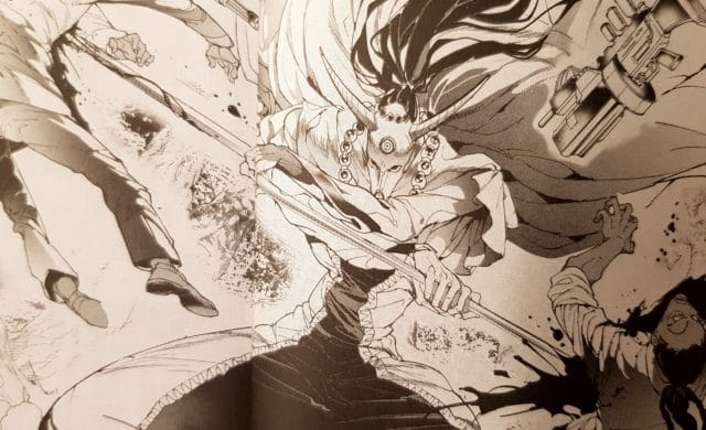 The Promised Neverland tome 10 - Lord Bayon