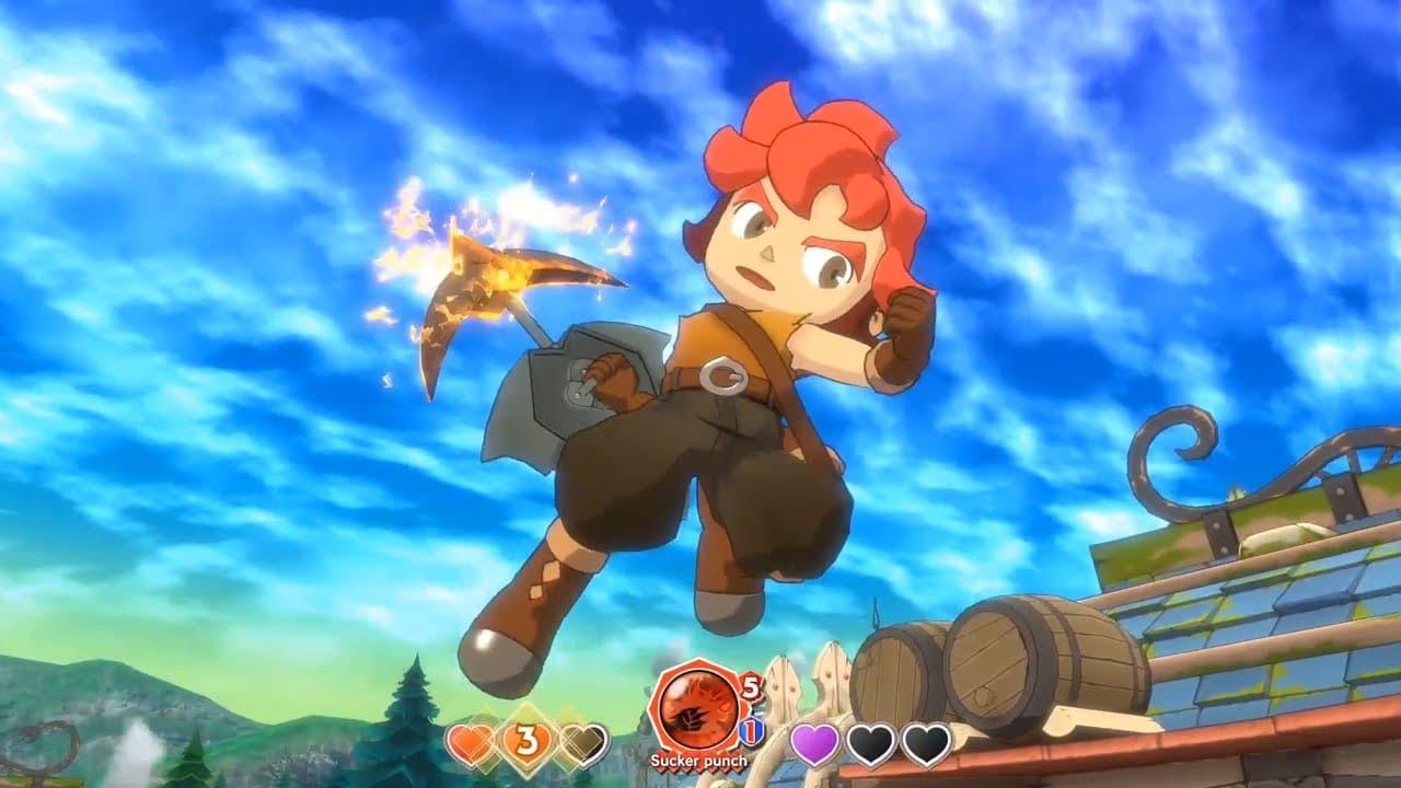 Little Town Hero Axe