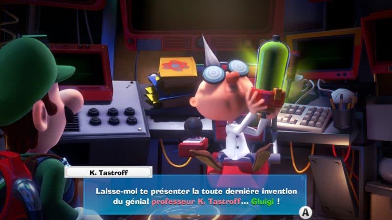 Luigi's Mansion 3 - C'est ça Gluigi ?