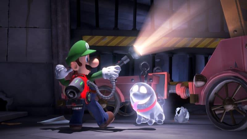 Luigi's Mansion 3 - Ectoblast G-LU