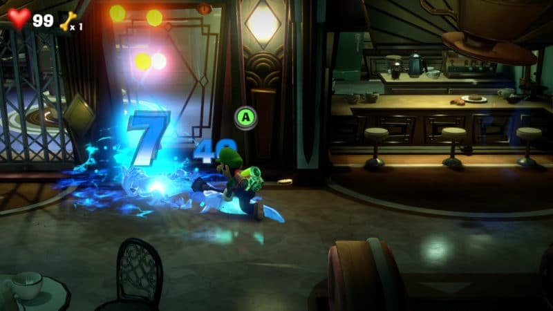 Luigi's Mansion 3 ectoplasme