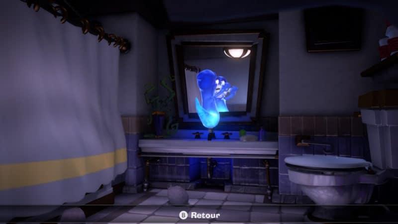 Luigi's Mansion 3 - Soin