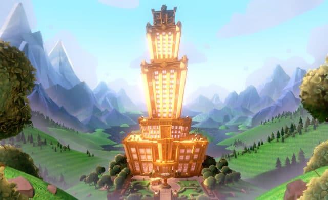 Luigi's Mansion 3 hotel