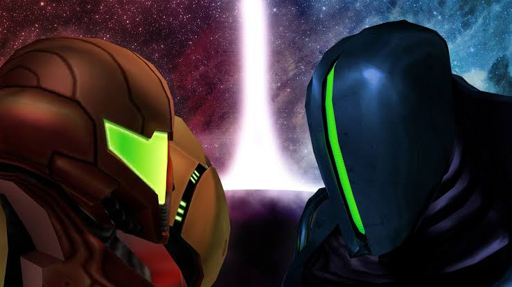 Metroid Prime 4 - Samus divide