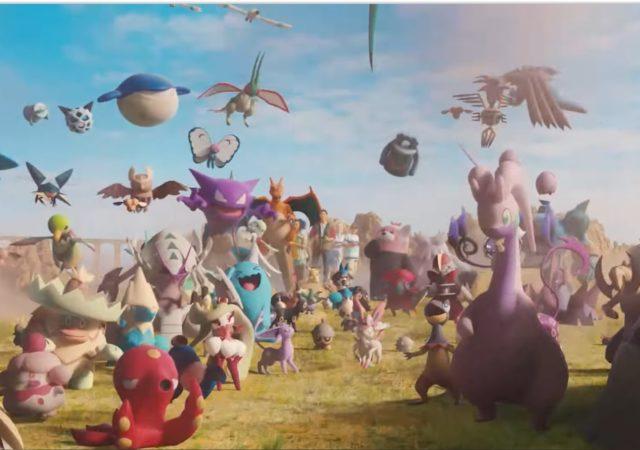 Pokémon Épée et Bouclier - En publicité