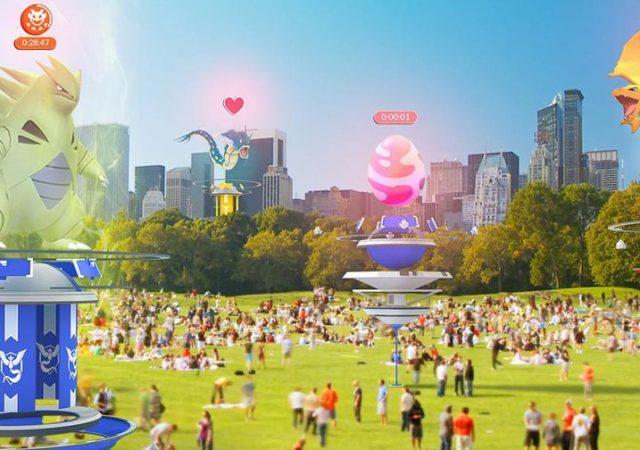 Pokémon GO Fest rassemblement