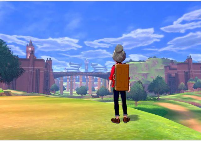 Pokémon Épée et Bouclier - Nouveau monde