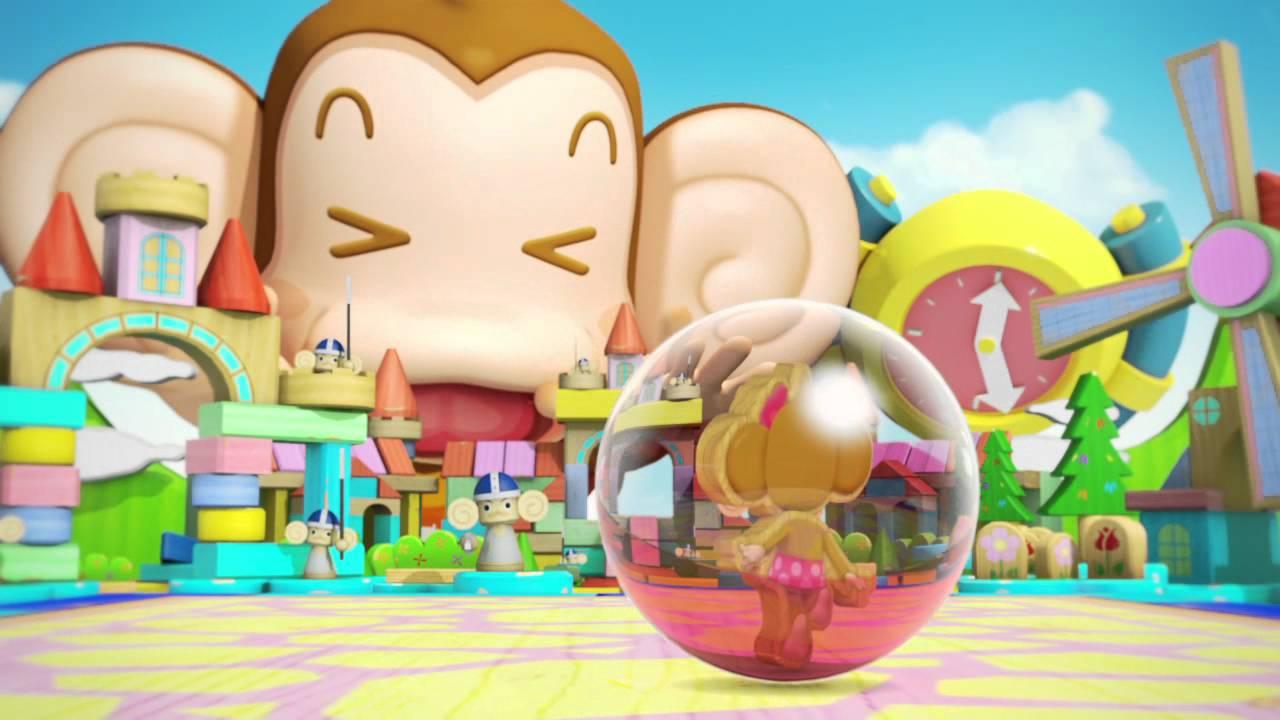 Super Monkey Ball: Banana Blitz HD - Des singes et des singes
