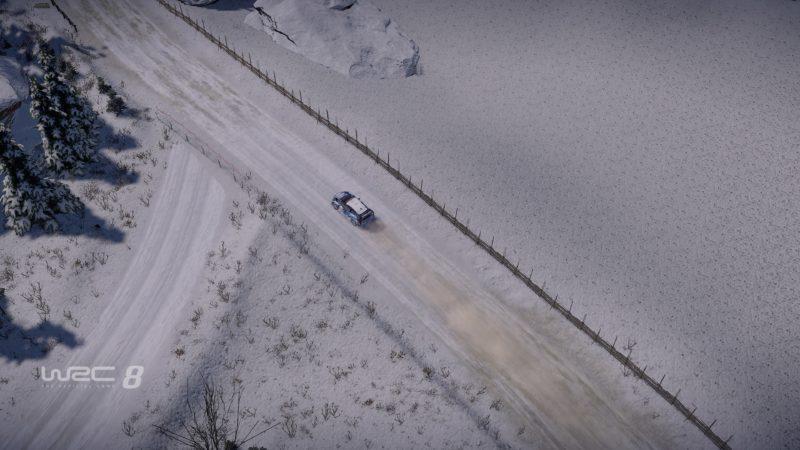 wrc 8 neige 2