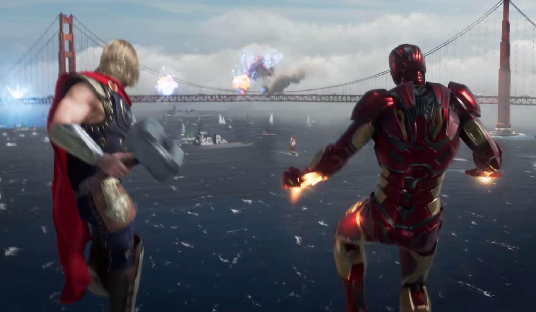report Marvel's Avengers