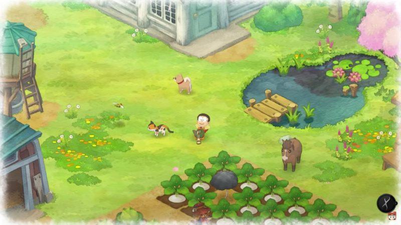 doraemon story of seasons nouvel demo sur le nintendo eshop