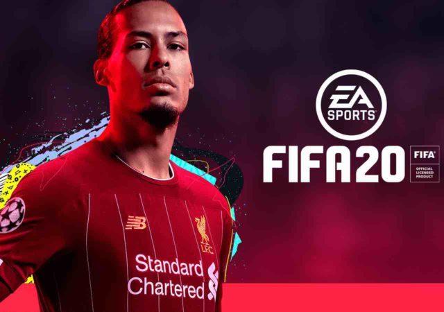 Test FIFA 20