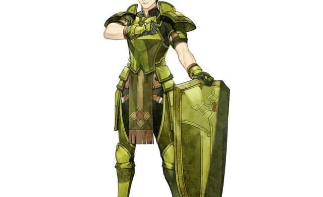nouveau personnage forsyth fire emblem heroes