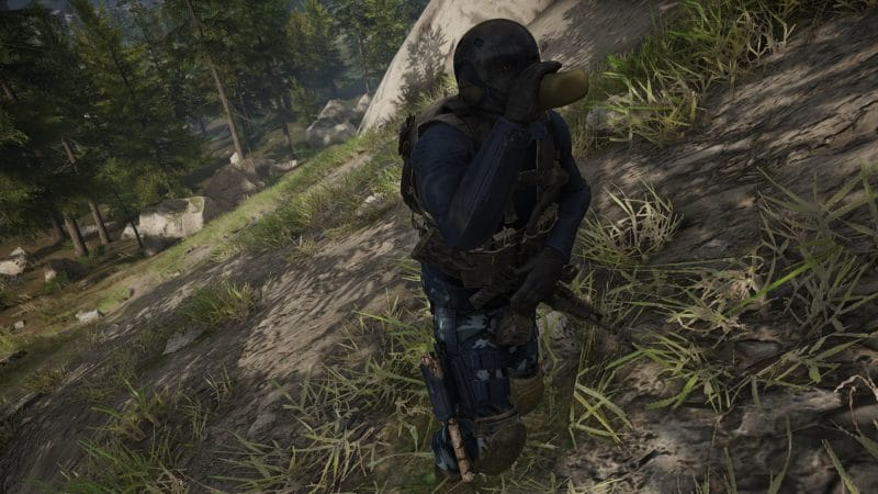 Ghost Recon: Breakpoint gourde
