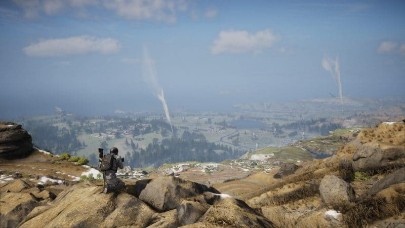 Ghost Recon: Breakpoint panorama 2