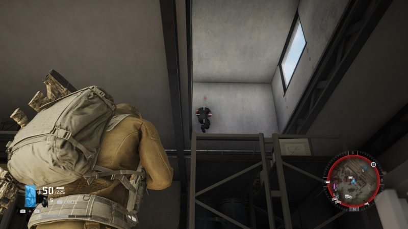 Ghost Recon: Breakpoint bug 2