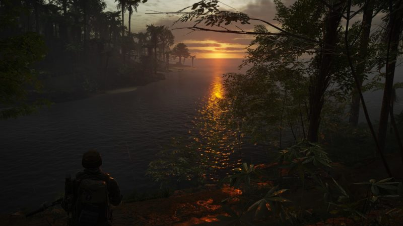 Ghost Recon: Breakpoint panorama