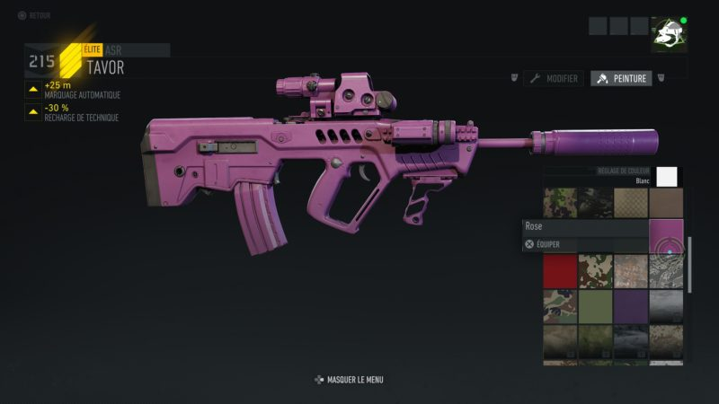 Ghost Recon: Breakpoint gunsmith