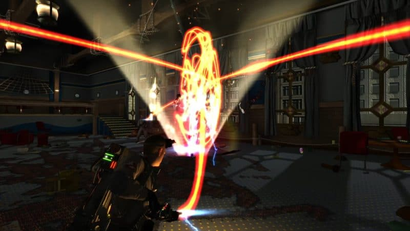 Ghostbusters: The Video Game Remastered capture