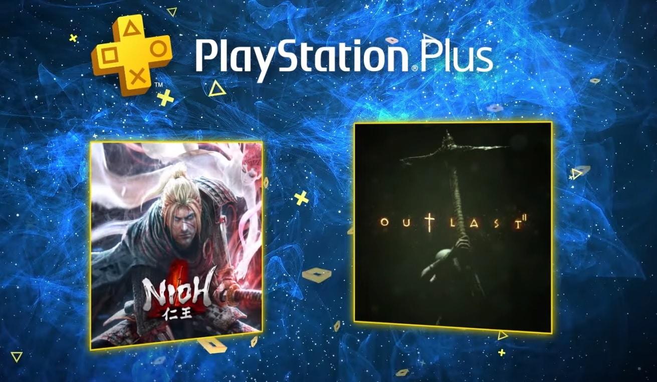 jeux playstation plus novembre 2019 - Nioh et Outlast II