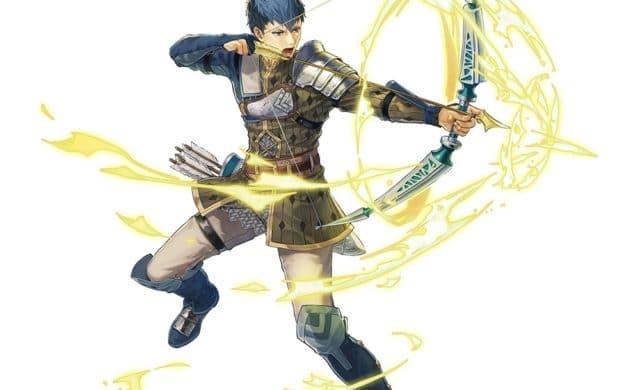 nouveau personnage python fire emblem heroes