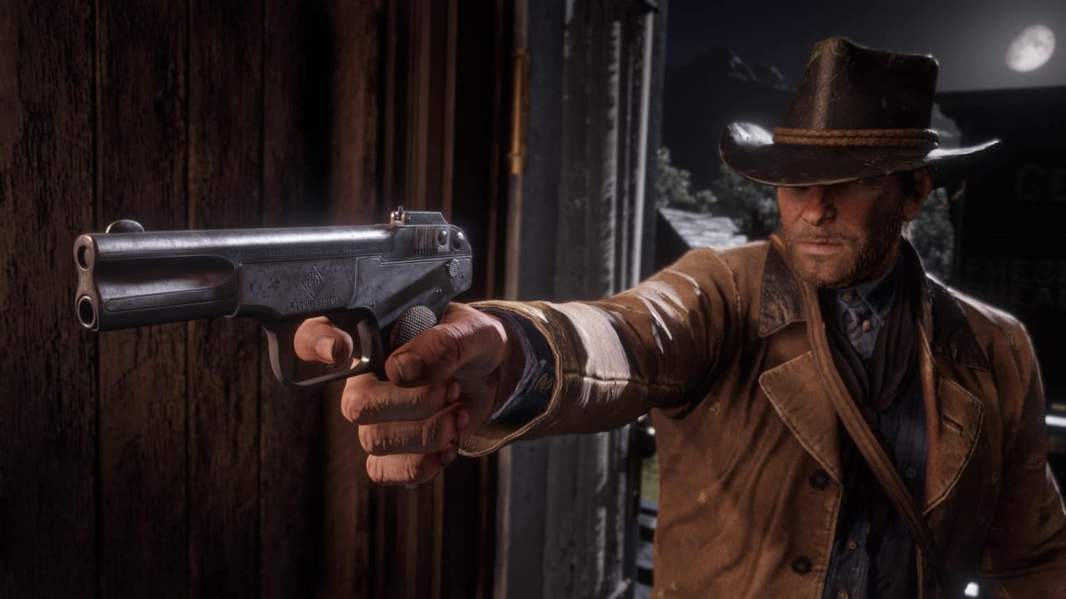 red dead redemtpion 2 arthur pc
