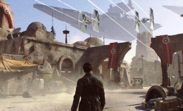 Star Wars Jedi: Fallen Order ville