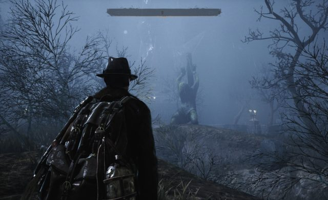 The Sinking City statue 3