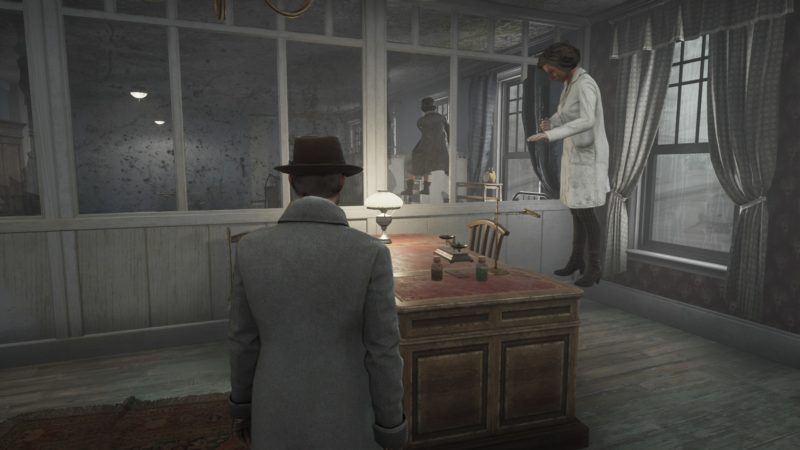 The Sinking City bug 2