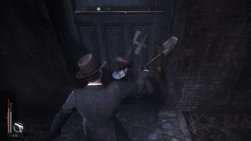 The Sinking City bug