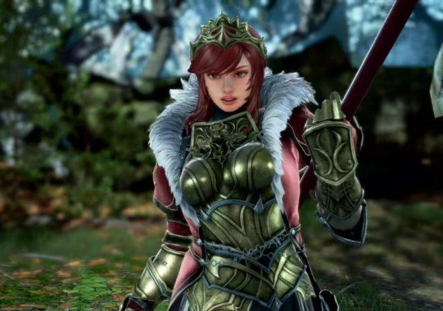 Soul Calibur VI Hildegard von Krone