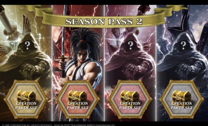 Soul Calibur VI Season Pass 2