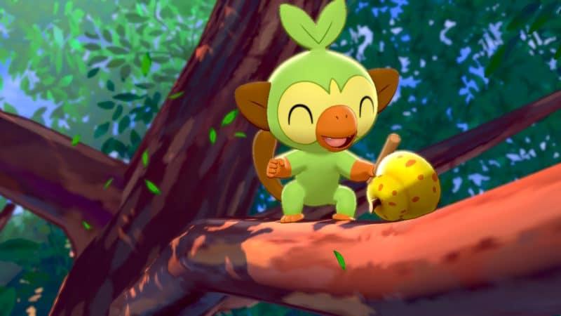 Pokémon Épée et Bouclier - Starter le plus cool