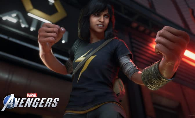 Marvel's Avengers Miss Marvel