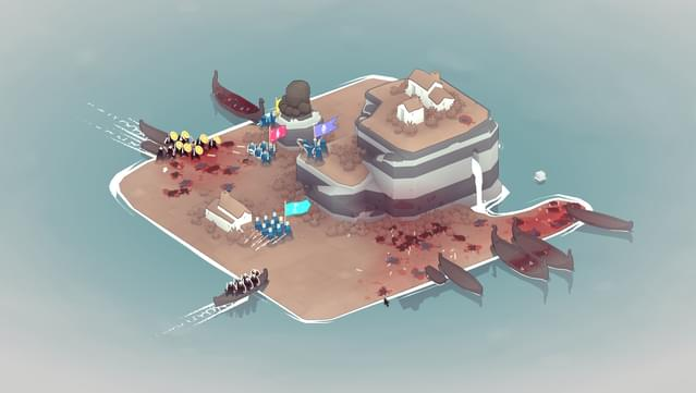 Bad North jeux gratuits