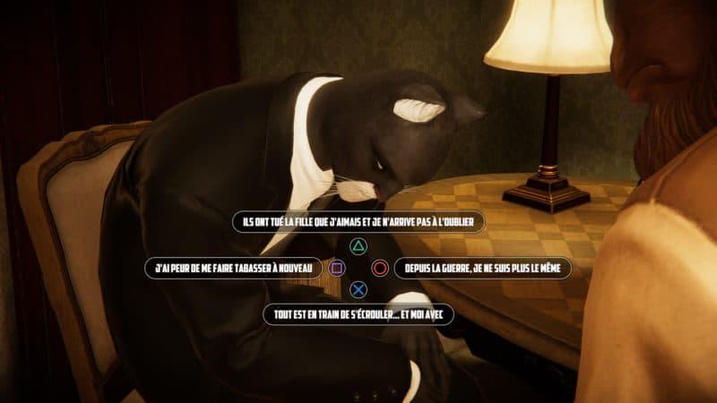 Blacksad Dialogues