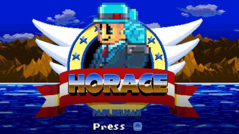 Horace titre Sonic