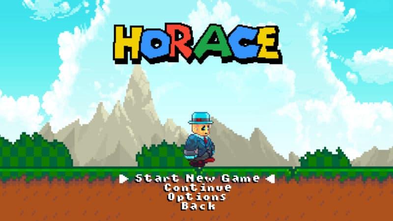 Horace titre Mario
