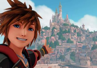 nouveau Kingdom Hearts