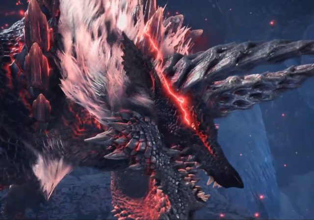 Monster Hunter World: Iceborne - Zinogre stygien