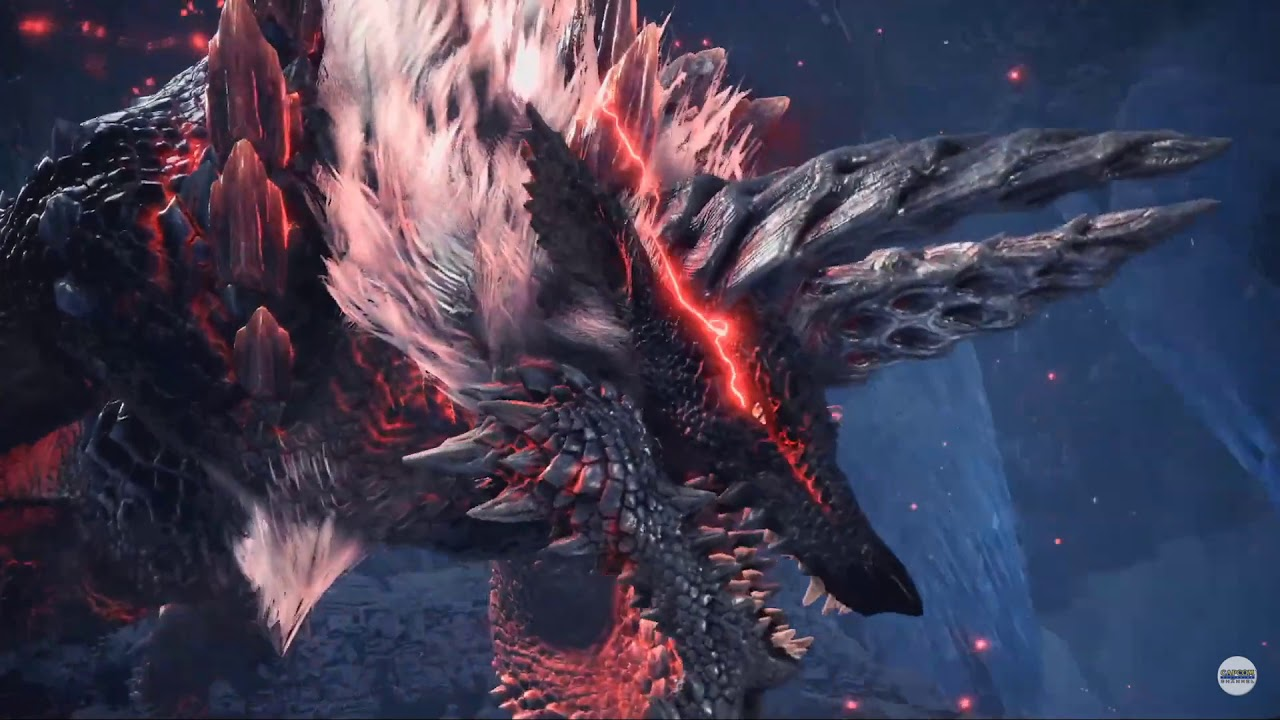 Monster Hunter World: Iceborne - Zinogre stygien